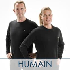 Back-on-Track Human