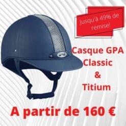 Destockage Casque GPA Titium & Classic