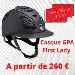 Destockage Casque First Lady GPA