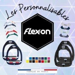 FLEX-ON - Les Etriers Personnalisables