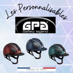GPA - Configurateur Casque First Lady